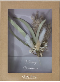 DRIED FLOWERS GIFT BOX